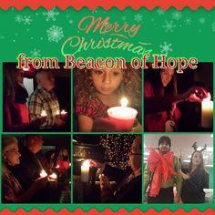 Beacon of Hope Christmas Eve 2014