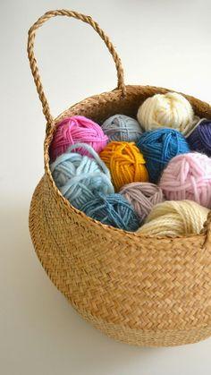 ingthings: Wool and paper work..