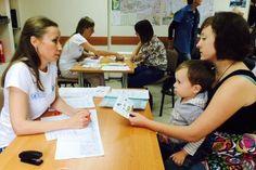 WFP Scales Up Food Assistance In Eastern Ukraine (1 July 2015, Photo: WFP/Iuliiya Korzh)