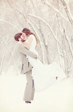 Winter In July, A Snowy One Year Anniversary Shoot in Provo, Utah | Fab You Bliss