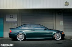 Image result for bmw m3 e46 green