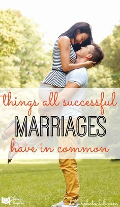 I truly believe if you break down what long lasting, passionate, marriages have, they have these basic things. Too often we let one or two fall to the side...and then the relationship struggles.