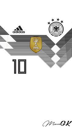Alemania Jersey 2018 Wallpaper MauroGK