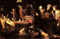 Ippolito Scarsella, dit Scarsellino(Ferrare 1551 - Ferrare Christ and the Adulterous Woman Olio su tela Provenance: California, private collection. Adulterous Woman, Web Gallery Of Art, Hermitage Museum, England, European Paintings, Holy Week, Alexander The Great, Art Database, Caravaggio
