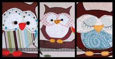 Art With Ashley: Hoooo-Ray for Owl Appliqué