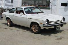 1976 Chevrolet Cosworth Vega Orig. Paint & Interior, 4 Cyl, Twin Cam, Doug Nash - Image 1 of 12