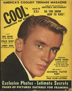 It features a spread on George Burns' son, Ronnie, plus Platter Party ideas, cool threads for tigresses, and a scribble on how to lay down a kickin' kiss. Description from tikiloungetalk.com. I searched for this on bing.com/images