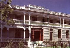 Perry's Occidental Hotel