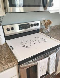 Personalized Stove Cover, handmade kitchen tray (cutting board instead) Kitchen Tray, Kitchen Stove, Kitchen Ideas, Rustic Kitchen, Kitchen Designs, Kitchen Decor Themes, Decorating Kitchen, Kitchen Inspiration, Kitchen Cabinets