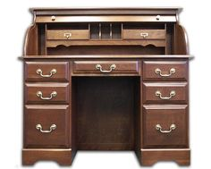 Genial Haugen Home Furnishings   Quality Heirloom Furniture Made In The USA · Wood Office  DeskHome: ...