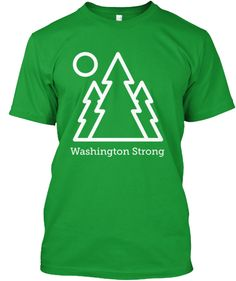 Washington Strong is a campaign to raise funds for Washington wildfires