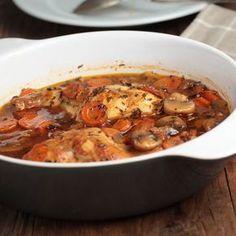 Sauté de porc à la tomate d'Agnès
