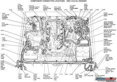 2005 Toyota Camry Exploded Engine Diagram SWEngines