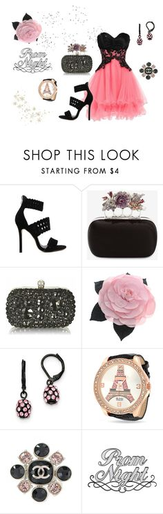 """Prom night"" by flowerbud77 on Polyvore featuring moda, Alexander McQueen, Chanel, 1928 y Bling Jewelry"