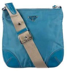 2809d7b336c9 Prada Vela Messenger Bag Prada Messenger Bag, Prada Handbags, Handbags On  Sale, Shoulder