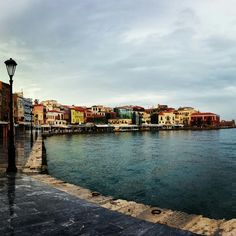 Chania...old port