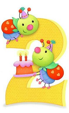 🎂🎂🥳🥳🥳 Happy Birthday To a sweet lil joy! Birthday Clips, Kids Birthday Cards, Birthday Numbers, Art Birthday, Happy Birthday Wishes, Birthday Greetings, Creative Activities For Kids, Crafts For Kids, First Birthday Photos