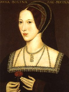 Anne Boleyn-one of the historical people I would love to sit down and talk to.