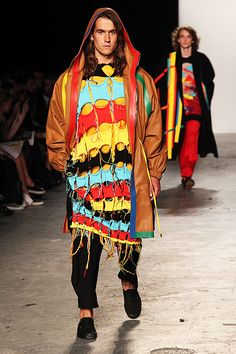University of Westminster graduate runway show 2015 | The Upcoming