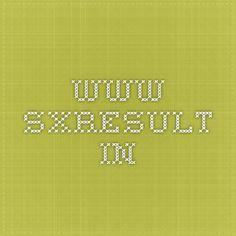 www.sxresult.in