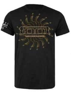 b669fcaf6 Tool Band Shirt - Spectre Spiral Vicarious T-shirt- Band Tees - http