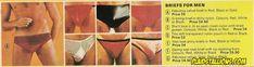 Victoria's Secret for Women? I don't think so! House of Kusman catalog, 1970s.