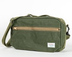 Workers - Shoulder Bag, OD