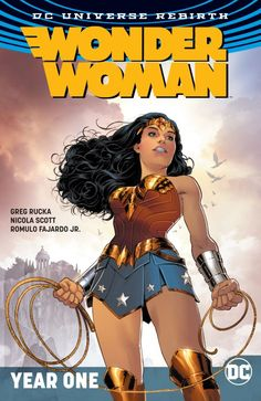 Review: Wonder Woman Vol. 2- Year One
