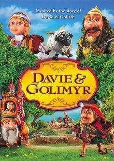 Davie and Golimyr - Christian Movie/Film on DVD. http://www.christianfilmdatabase.com/review/davie-and-golimyr/