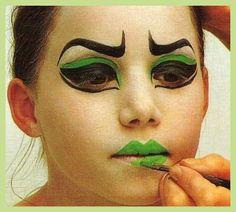 Pintar Bruja Nia Beautiful Fabulous With Maquillaje Bruja Nia