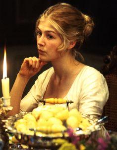 Rosamund Pike as Jane Bennet in Pride and Prejudice (2005).