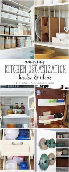 Amazing kitchen orga