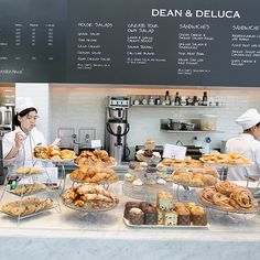 Dean & DeLuca: Gourmet New York food shop has finally hit the region, with its first Southeast Asian outpost in Bangkok. The airy shop–café has high ceilings, marble top counters, a black-and-white color palette and chalkboard menus touting signature offerings: try the goat's-cheese-and-avocado sandwiches and New York–style bagels..