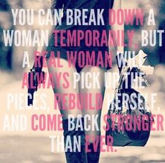 Stronger Than Ever! #truestory #realtalk #quotes