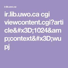 ir.lib.uwo.ca cgi viewcontent.cgi?article=1024&context=wupj