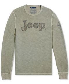 Lucky Brand 1955 Jeep T-Shirt