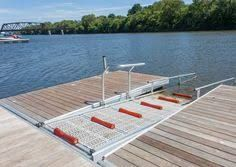 Image result for pvc floating kayak ramp