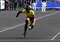 Tres medallas de oro ganó Colombia en el inicio de la ruta en el Mundial de… Nanjing, Inline Skating, Skate, Punk, Paths, Gold, Colombia, Roller Blading, Punk Rock