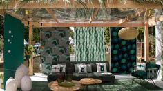 Salon Vivre Côté Sud 2016 Garden Design, Pergola, Outdoor Structures, Patio, Outdoor Decor, Home Decor, Gardens, Children Playground, Garden Deco