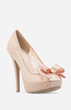 Analisa Blush Pink Heel