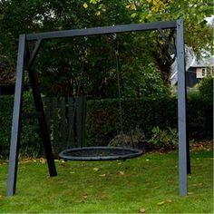 Best Backyard Hammock Ideas for Relaxation Outside Playground, Backyard Playground, Backyard For Kids, Backyard Projects, Outdoor Projects, Backyard Hammock, Backyard Landscaping, Hammock Ideas, Landscaping Ideas