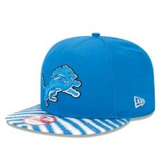 NFL Detroit Lions Zubaz NFL Snap Visor 9Fifty by New Era.  11.43. Save 58%! 5422fe4bd