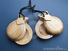 castanets from Spain