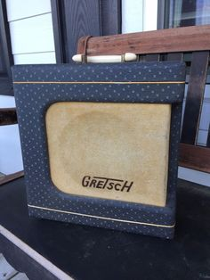 Recently serviced by the best Valco guy around.Terry Dobbs. Amp sounds fantastic and is all original. Expensive but I really think this one could be the best one of its type out there. | eBay!