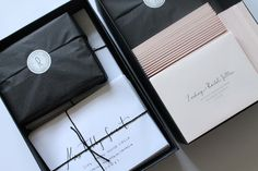 Ruffled Ink Packaging