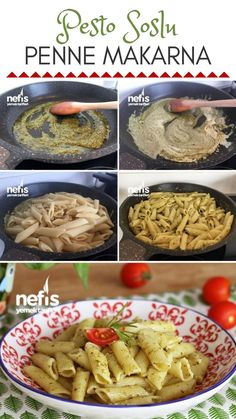 Allrecipes, Pasta Recipes, Hummus, Macaroni, Food Porn, Food And Drink, Dishes, Vegetables, Cooking