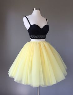 Hey, I found this really awesome Etsy listing at https://www.etsy.com/listing/232270576/yellow-tulle-skirt-adult-bachelorette
