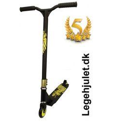 Køb det FEDE sorte Black Dragon Trick løbehjul på Tilbud idag. Det vejer 3,2 kg. Det er til alround kørsel på street og ramper. Køb nu.