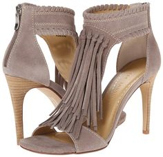 "Oh my goodness I am in lvoe with these!! Summer Love: Chinese Laundry ""Santa Fe"" Fringe Sandals"