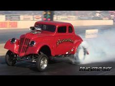 2015 Goodguys Nostalgia Nationals Ohio Outlaw AA/Gassers Hot Rods Nostalgia Drag Racing Videos - YouTube